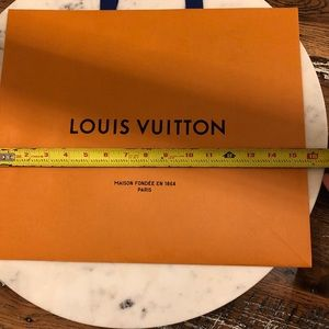 Louis Vuitton Other - Louis Vuitton Authentic Shopping bag